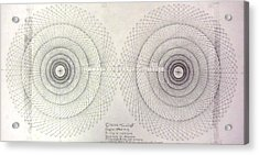 Relativity Acrylic Print by Jason Padgett