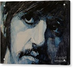 Ringo Acrylic Print by Paul Lovering