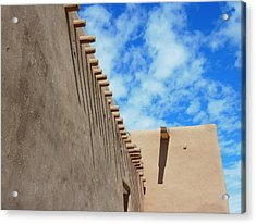 San Francisco De Asis Mission Church  Acrylic Print