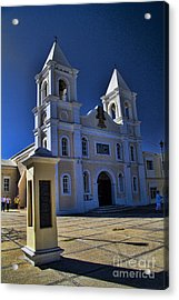 San Jose Del Cabo Acrylic Print by David Smith