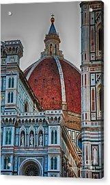 Santa Maria Del Fiore Acrylic Print