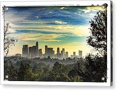 Scene @ Los Angeles Acrylic Print