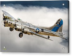 Sentimental Journey Acrylic Print by George Lenz