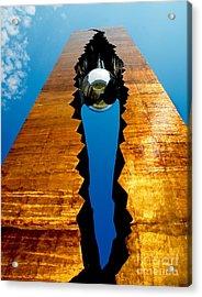 September 11th Tear Drop Acrylic Print