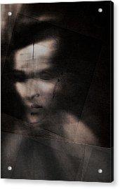 Shadows (splitting) Acrylic Print