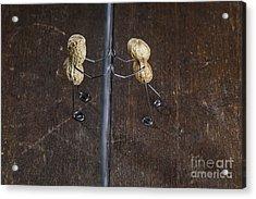 Simple Things - Apart Acrylic Print by Nailia Schwarz