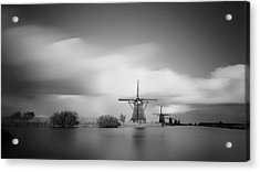 So Dutch Acrylic Print by Saskia Dingemans