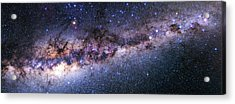 Southern View Of The Milky Way Acrylic Print