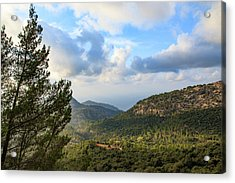 Spain, Balearic Islands, Mallorca Acrylic Print