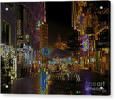 Spanish Nights Acrylic Print