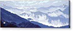Spirit Of The Air Acrylic Print by Blue Sky