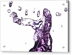 Splash 3 Acrylic Print