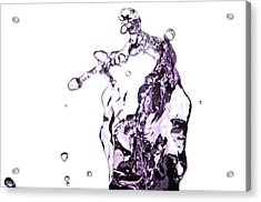 Splash 4 Acrylic Print