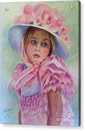 Steffi Acrylic Print