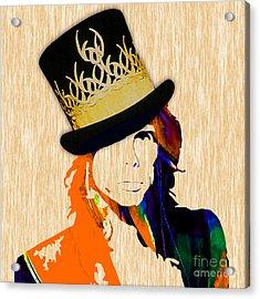 Steven Tyler Collection Acrylic Print