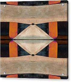 Stone Canyons Santa Fe Series 1 Acrylic Print