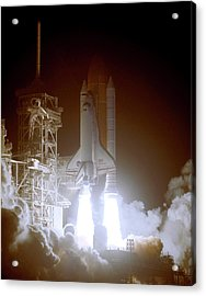 Sts-116 Launch Acrylic Print