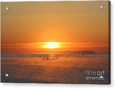 Sunrise Acrylic Print