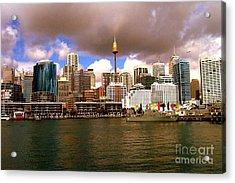 Sydney Australia Acrylic Print by John Potts
