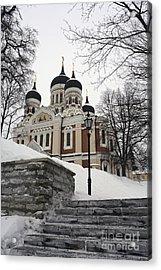 Tallinn Estonia Acrylic Print