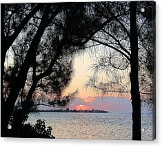 Acrylic Print featuring the photograph Tequila Sunrise by Amar Sheow