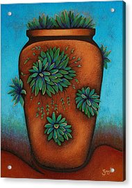 Terracotta II Acrylic Print
