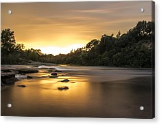 The American River Acrylic Print