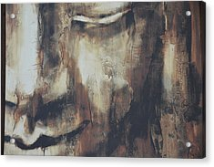Acrylic Print featuring the photograph The Buddha by Renee Anderson