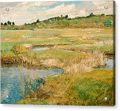 The Concord Meadow Acrylic Print