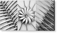 The Cutlery Set Acrylic Print by Natalie Kinnear