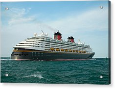 The Disney Magic Acrylic Print