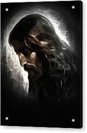 The Good Shepherd Acrylic Print by Steve K