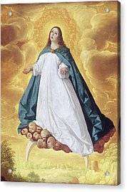 The Immaculate Conception Acrylic Print