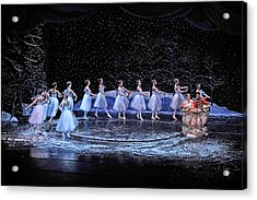 The Nutcracker Acrylic Print