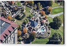 The Omni Grove Park Inn Acrylic Print