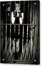 The Prisoner Acrylic Print