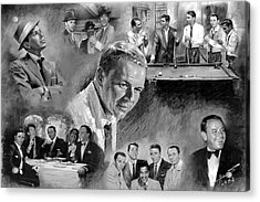 The Rat Pack  Acrylic Print