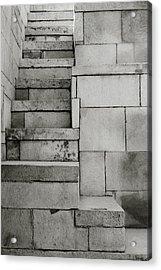 The Stairway Acrylic Print by Shaun Higson