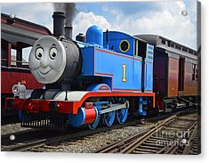 Thomas The Engine Acrylic Print