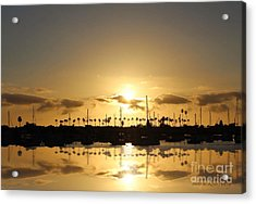 Acrylic Print featuring the photograph Tranquility by Kevin Ashley