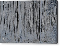 Tree People Acrylic Print