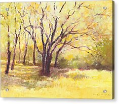 Trees2 Acrylic Print