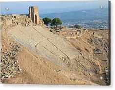 Turkey, Izmir Province, Bergama Acrylic Print