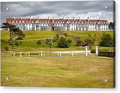 Turnberry Resort Acrylic Print