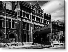 Union Station In Montgomery Alabama Acrylic Print
