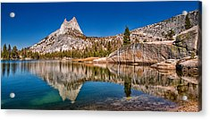 Upper Cathedral Lake Acrylic Print