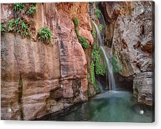 Usa, Arizona, Grand Canyon, Colorado Acrylic Print