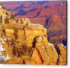 Usa, Arizona, Grand Canyon National Acrylic Print