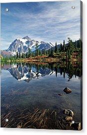 Usa, Washington State, North Cascades Acrylic Print by Stuart Westmorland