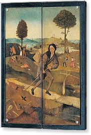 Van Aeken Joren Anthoniszoon Known Acrylic Print